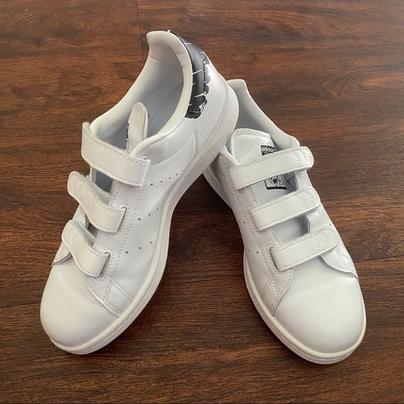 Adidas stan smith Velcro sneakers shoes